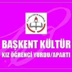 Başkent Kültür Kız Öğrenci Yurdu/Apartı